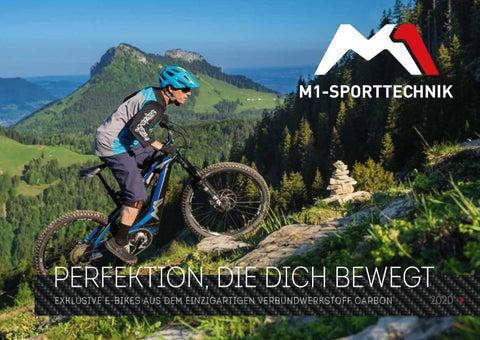 Rowery M1 Sporttechnik 2020