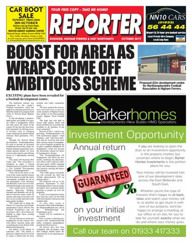 East Northants Reporter by Rosetta Publishing issuu