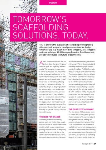 Page 27 of Tomorrow's Scaffolding Solutions, Today