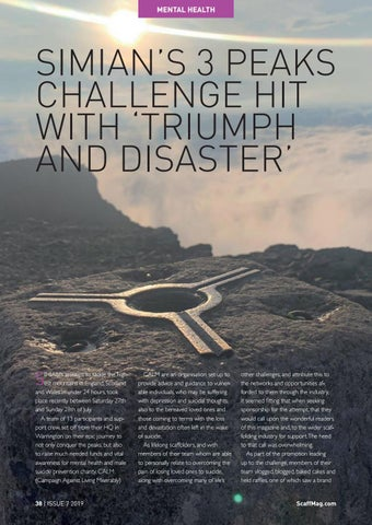 Page 38 of SIMIAN'S 3 Peaks Challenge Hit with Triumph and Disaster