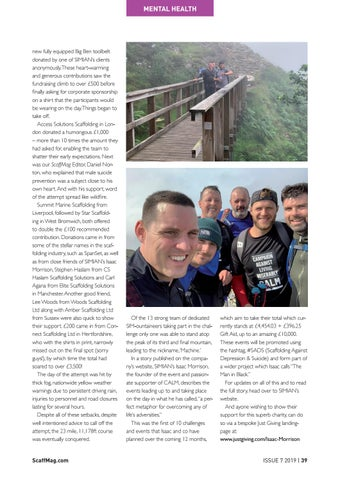 Page 39 of SIMIAN'S 3 Peaks Challenge Hit with Triumph and Disaster