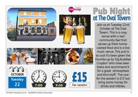 Page 6 of Pub Night at the Oval Tavern