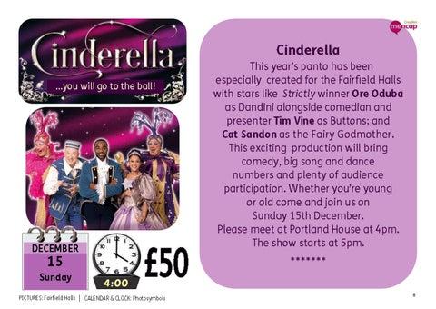 Page 8 of Cinderella - Sunday 15th December