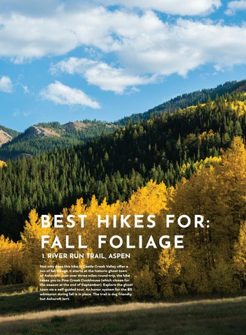 Page 21 of 15 Spectacular Fall Hikes in Colorado