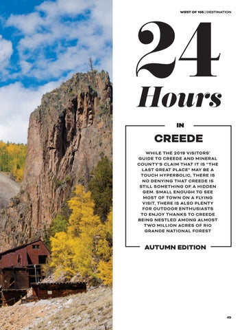 Page 49 of 24 Hours in Creede