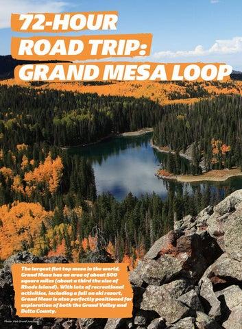 Page 54 of 72-Hour Road Trip: Grand Mesa Loop