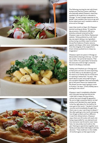 Page 71 of Restaurant Profile: Pêche.Restaurant Debuts in Palisade