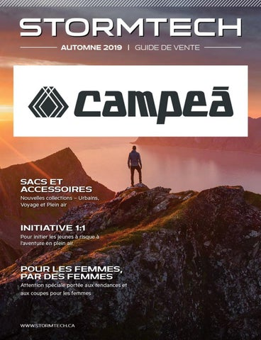 Stormtech Fall 2019 Fn By Campea Issuu