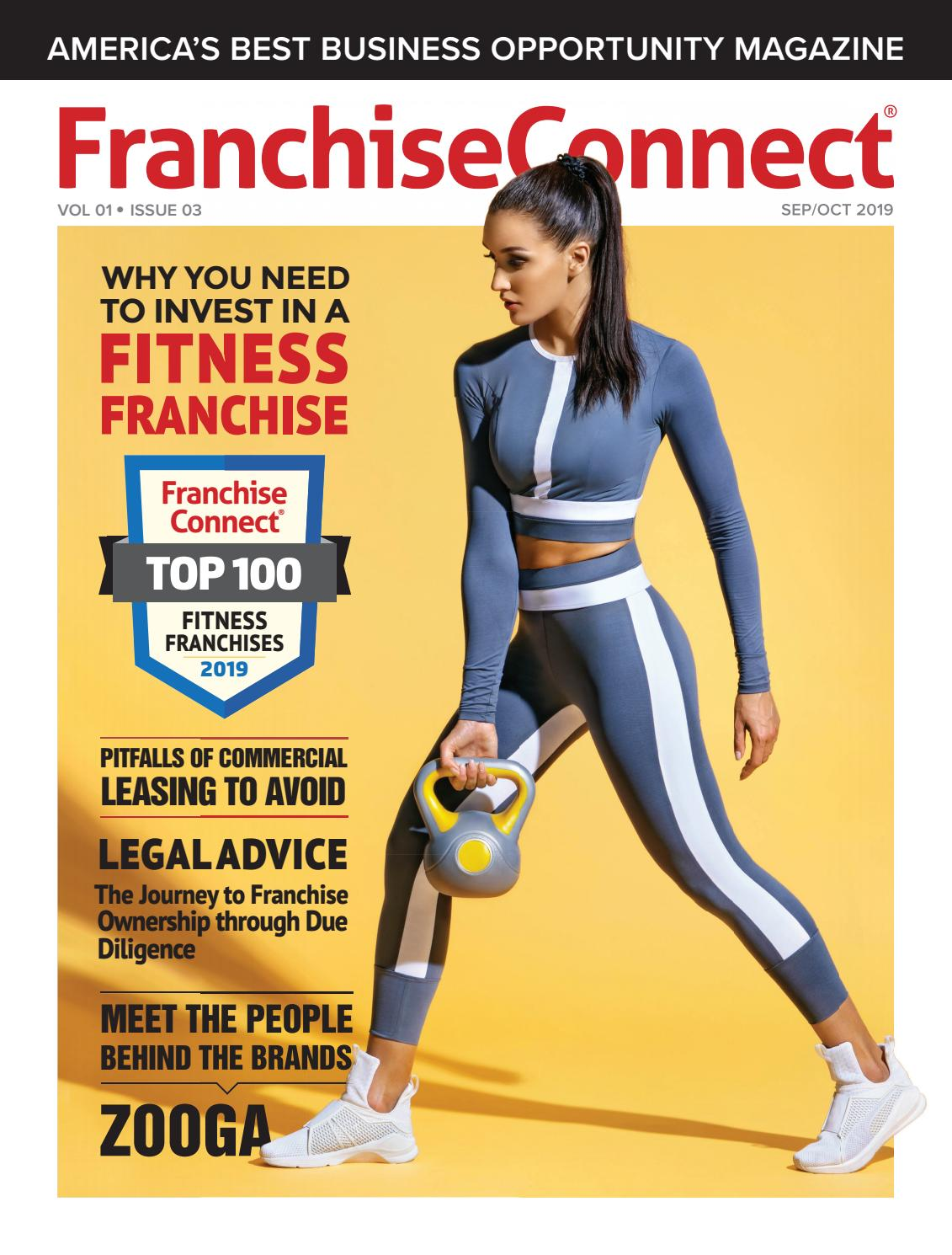 Franchise Connect Magazine Issue 3 SEP OCT 2019 by