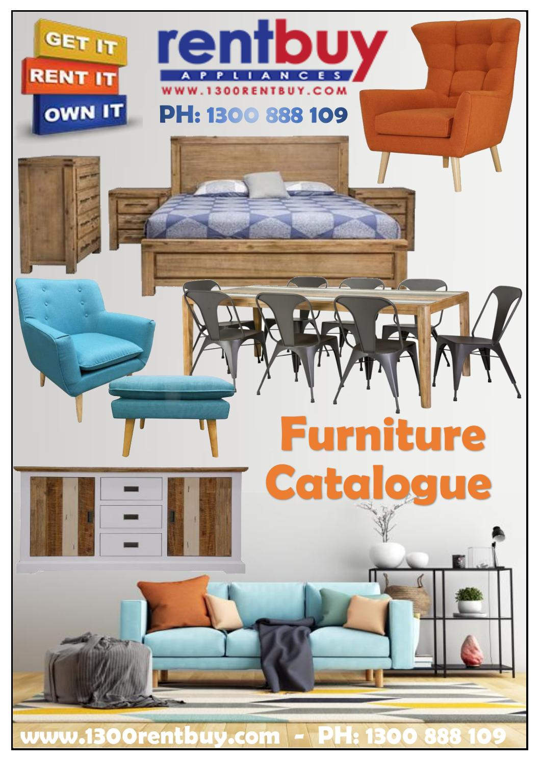 2019 Furniture Brochure By Rentbuy Appliances Issuu