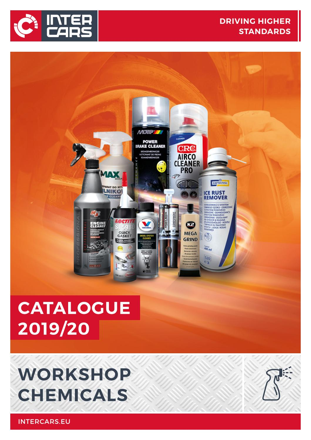Work Chemicals Catalogue 2019 En By