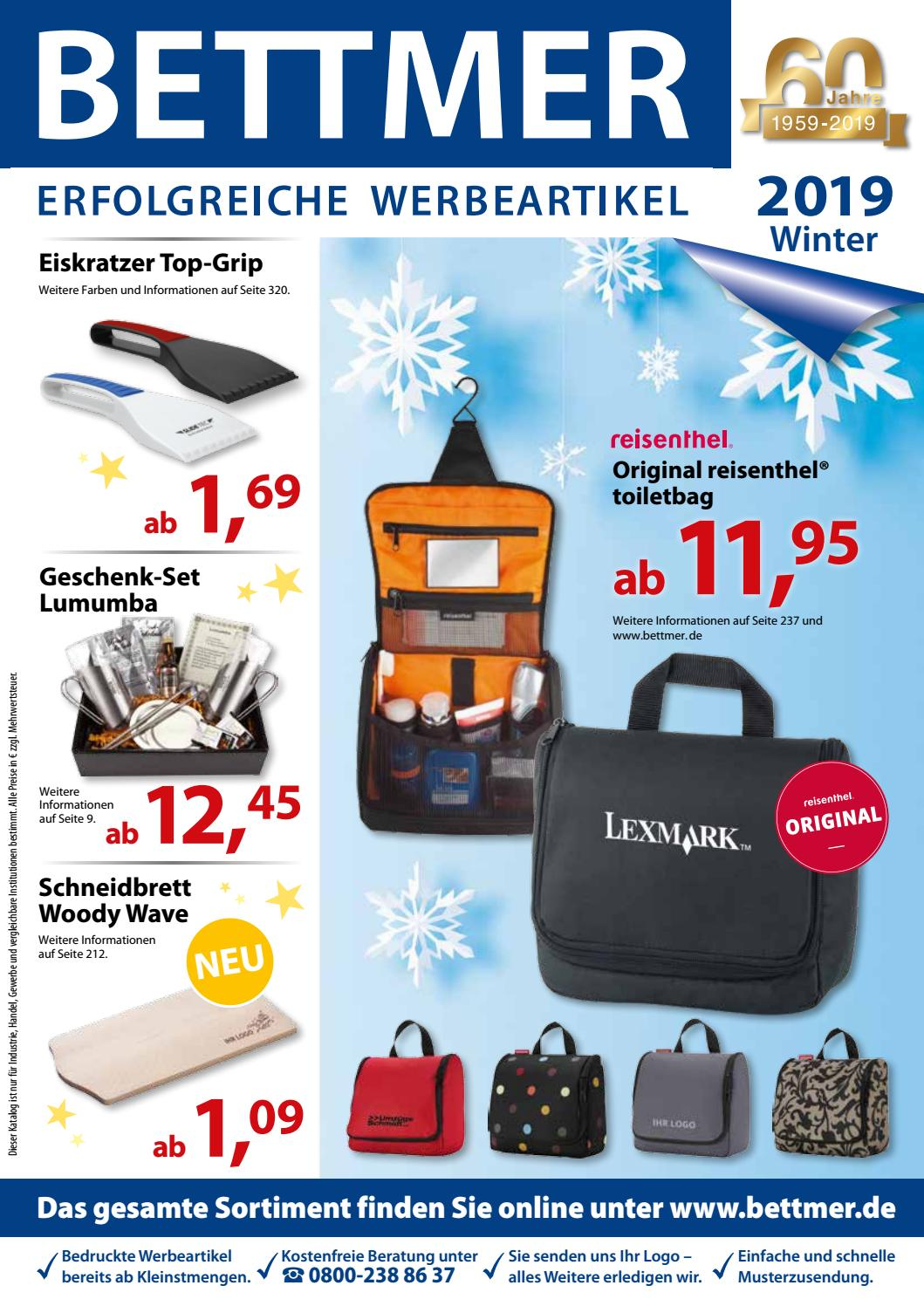 Blatterkatalog Bettmer Winter 2019 By Bettmer Gmbh Issuu