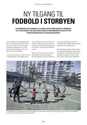 Page 10 of Ny tilgang til fodbold i storbyen