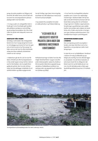 Page 31 of Anlægsloftet kan forsinke kunstgræsbanen i årevis