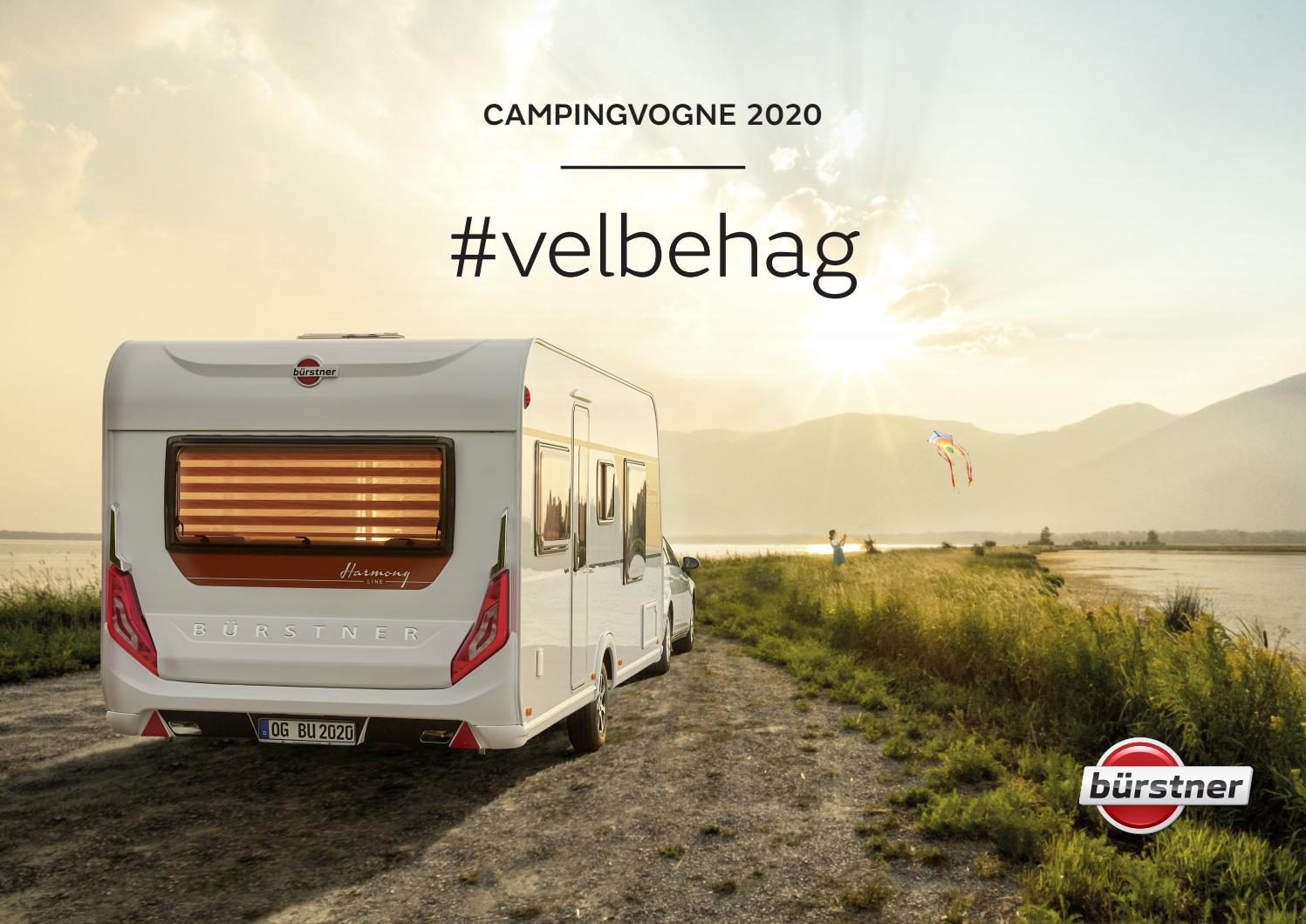Picture of: Burstner Caravans 2020 By Intercamp A S Issuu