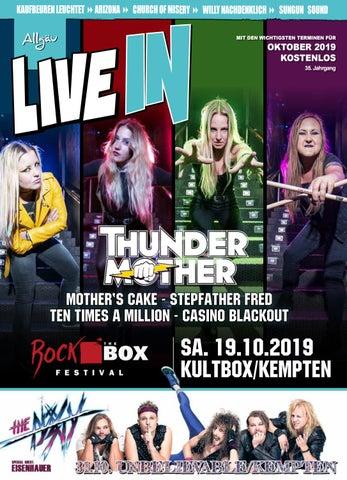 Allgäu Live In (03.2019) by Live In Verlag issuu