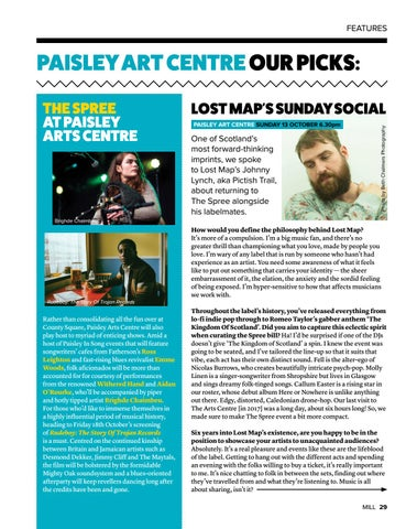 Page 29 of Lost Map Interview