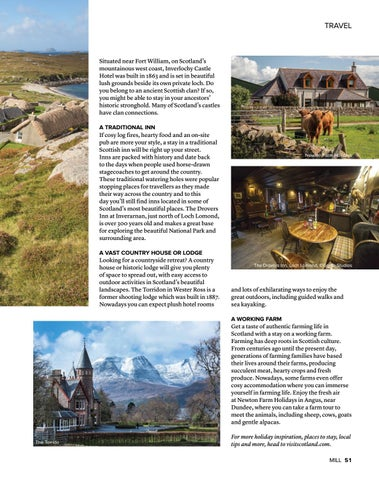 Page 51 of 5 Unique Places to Stay in Scotland