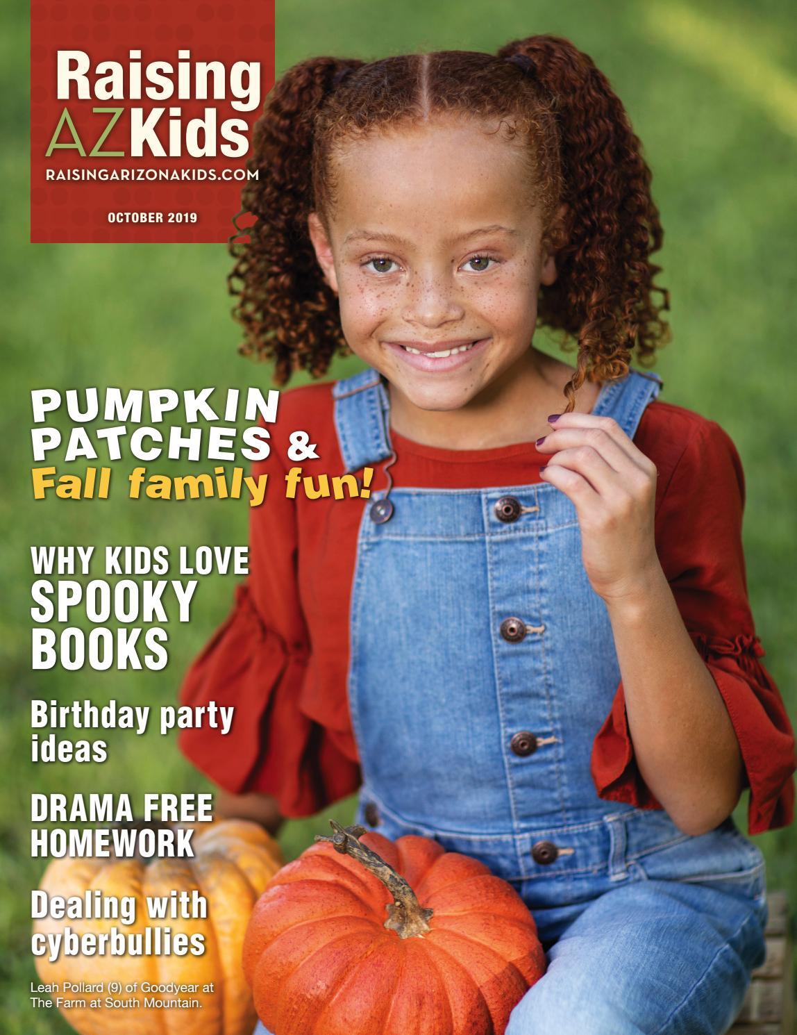 Spooky Halloween Cupcake Workshop - Chandler, Az 2020, October 18 RAK magazine October 2019 by Raising Arizona Kids magazine   issuu