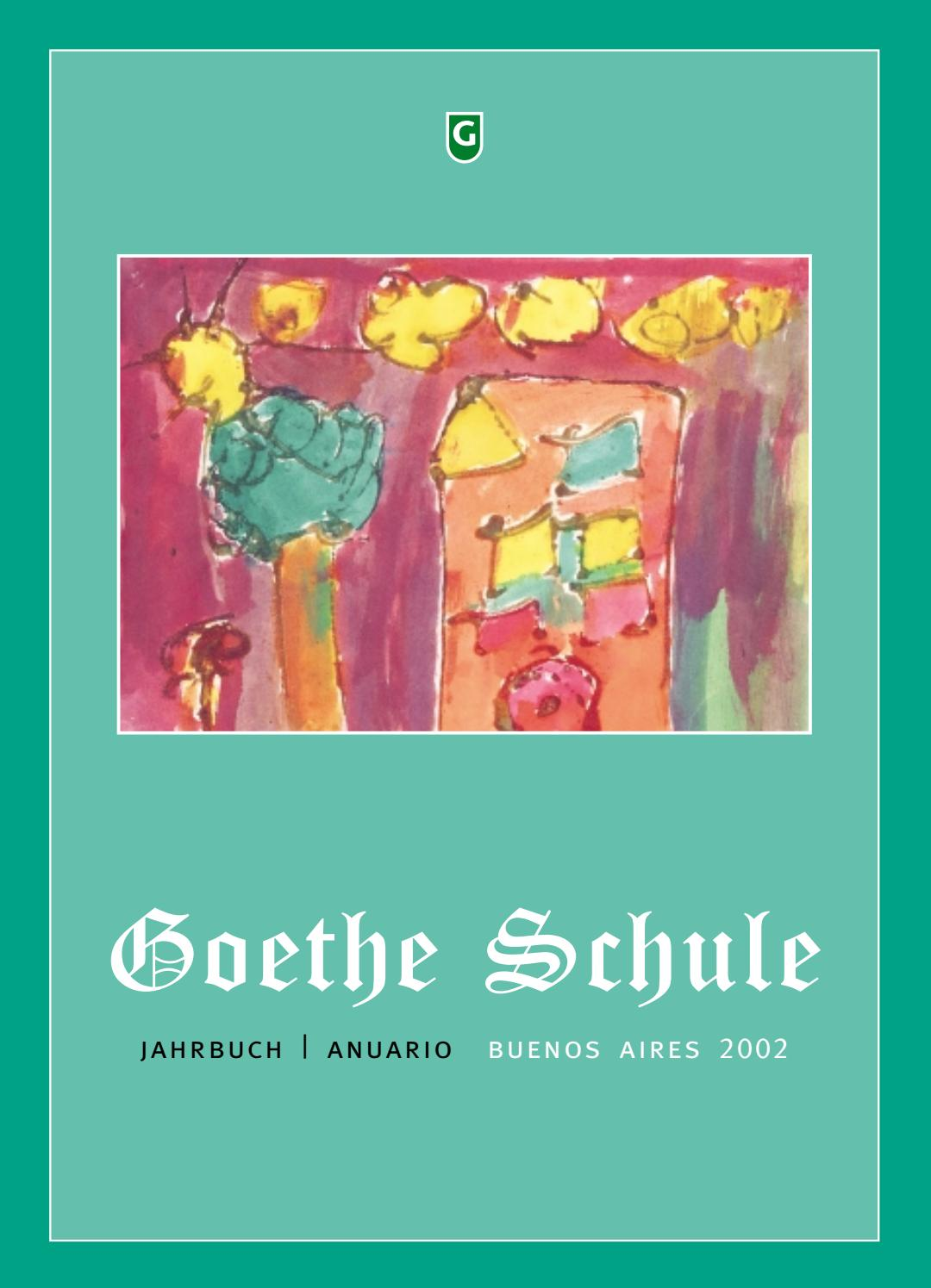 Anuario 2002 By Goethemail6 Issuu