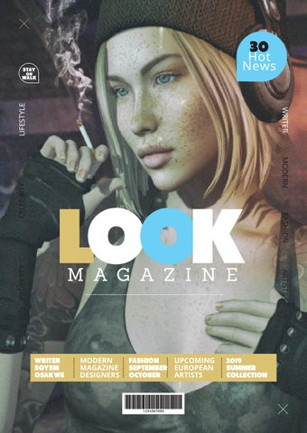 Page 1 of Look Magazine SL September October 2019