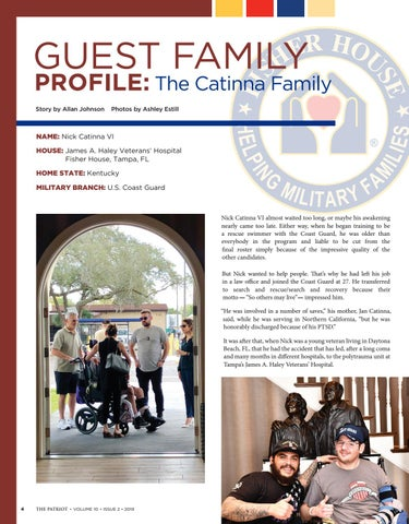 Page 6 of Coast Guardsman's Family Finds Refuge at Fisher House