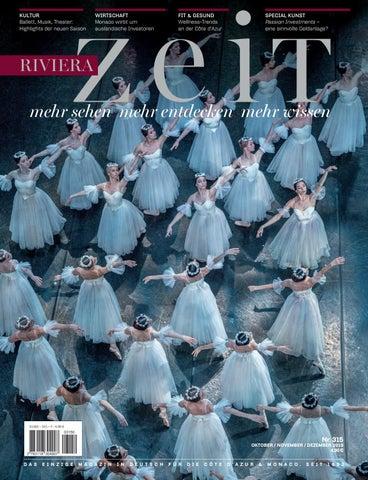 Riviera Zeit Oktober November Dezember 2019 By Riviera