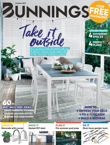 Miraculous Bunnings Magazine October 2019 By Bunnings Issuu Evergreenethics Interior Chair Design Evergreenethicsorg