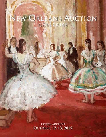 Ongebruikt October 12-13 Estates Auction by New Orleans Auction Galleries - issuu SF-06