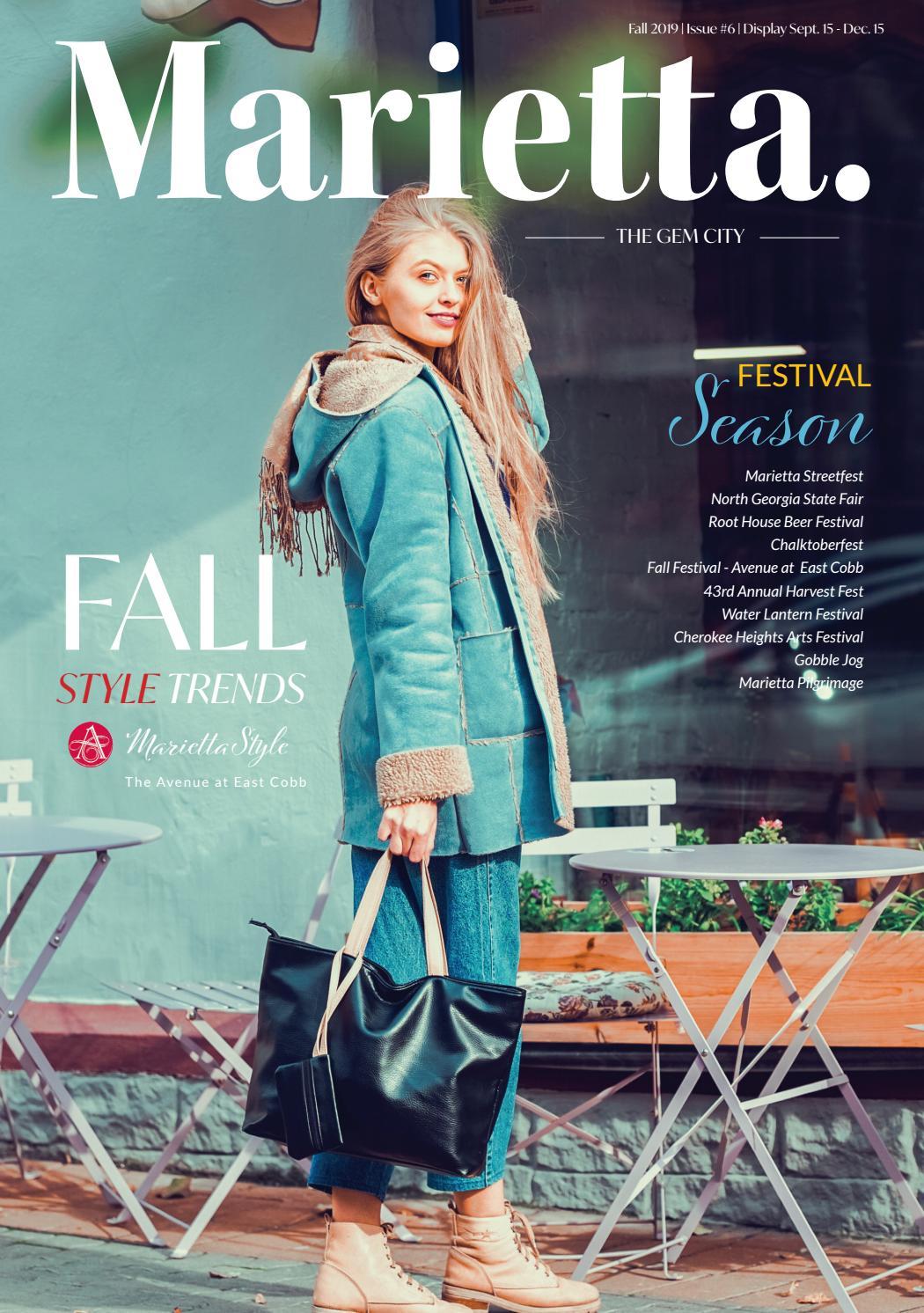 The Avenue West Cobb Halloween Festival 2020 Marietta Magazine   Fall 2019 by Local Life Publishing   issuu