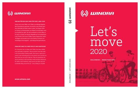 Rowery Winora 2020