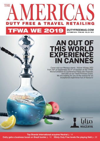 Americas Tfwa We October 2019 By Global Marketing Company
