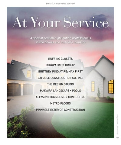 2019 At Your Service By Baton Rouge Business Report Issuu