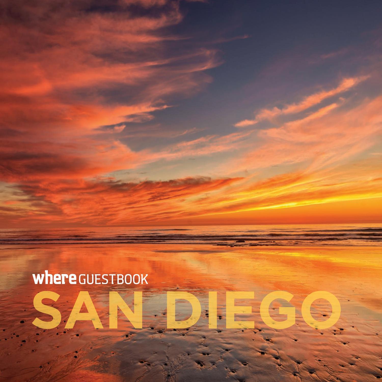 San Diego Summer Pops 2020.Wheretraveler Guestbook San Diego 2019 2020 By Where