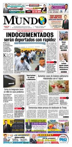 El Mundo Newspaper 38 2019 By El Mundo Newspaper Issuu