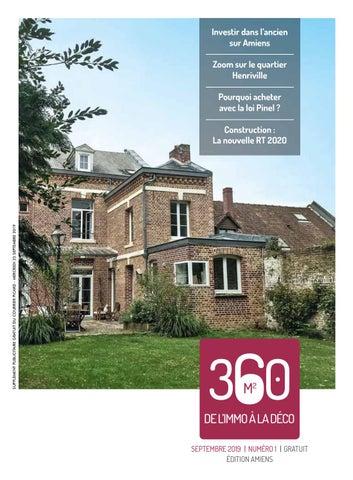360 M² Le Magazine Amiens 1 By Picardie Médias Publicité