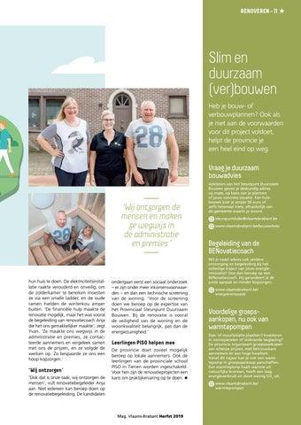 Page 11 of Duurzaam renoveren zonder kopzorgen
