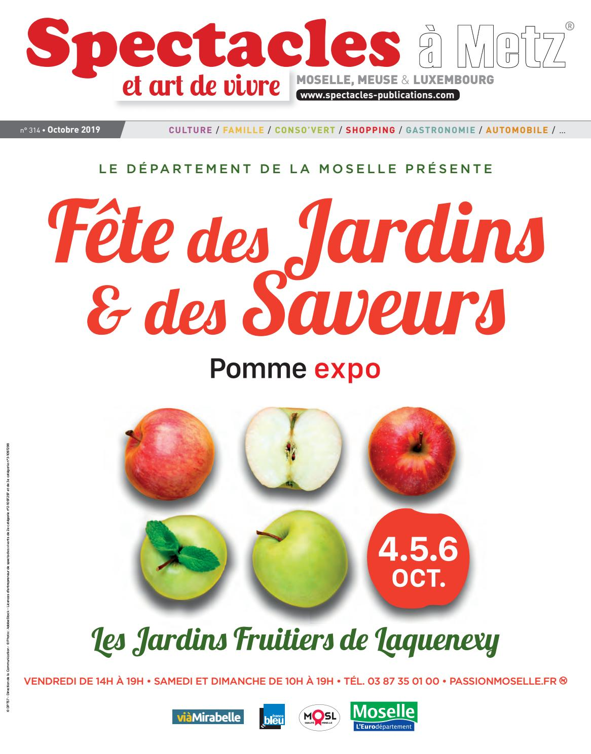 2019 By Spectacles Metz Octobre Publications N°314 eoCxBrdW