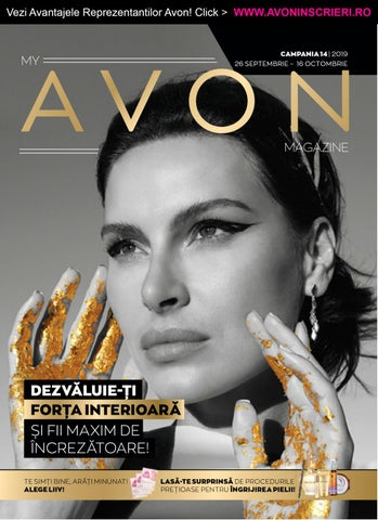 Page 1 of Revista My Avon Magazine C14/2019 - AvonInscrieri.ro