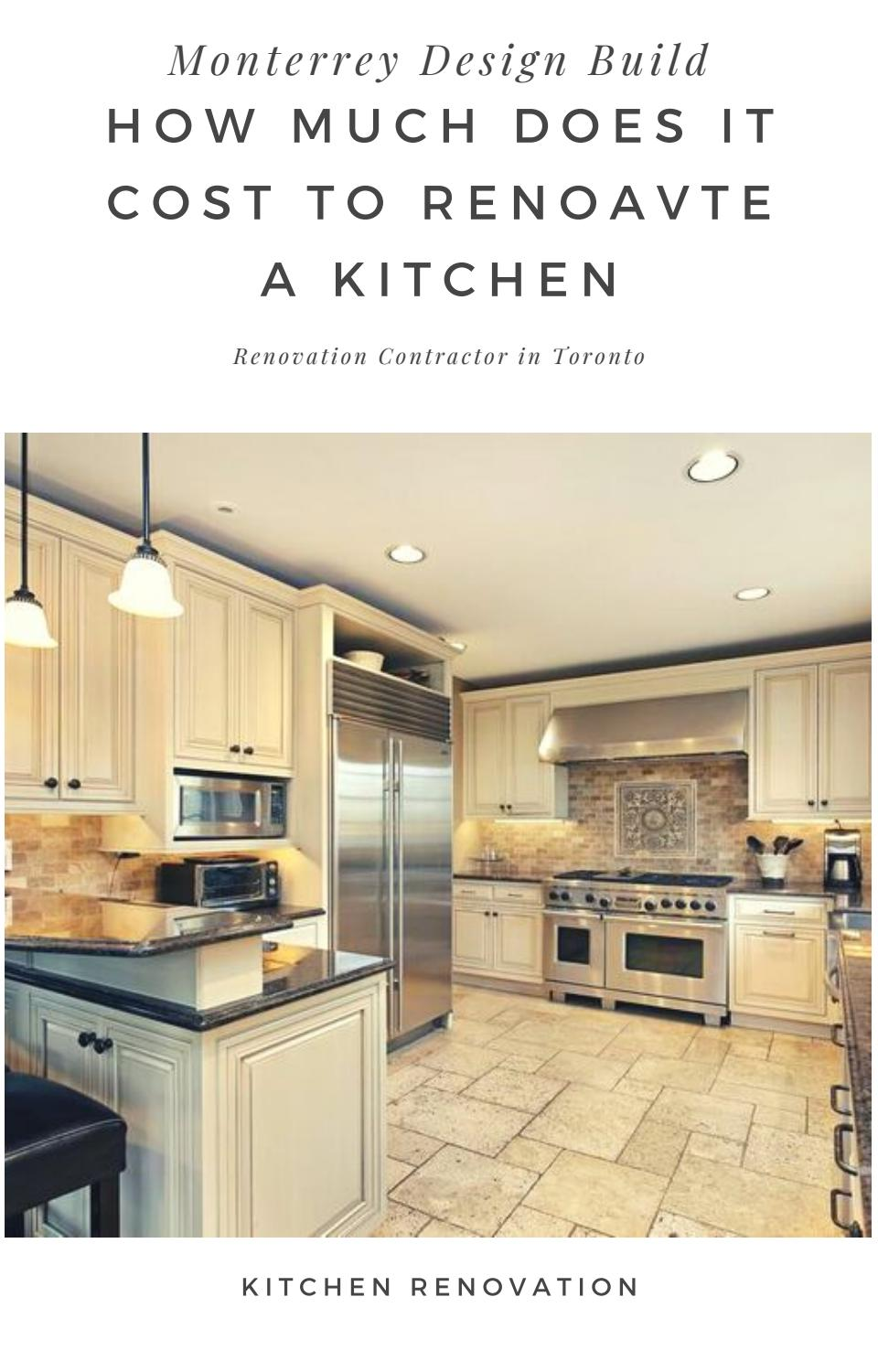 How Much Does It Cost To Renovate A Kitchen By Monterreydesignon Issuu