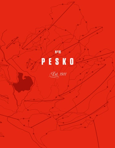 Pesko Magazin #10 by Pesko issuu
