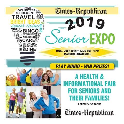 Senior Expo 2019 By Timesrepublican Issuu