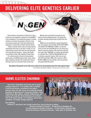 Page 11 of NxGEN Program