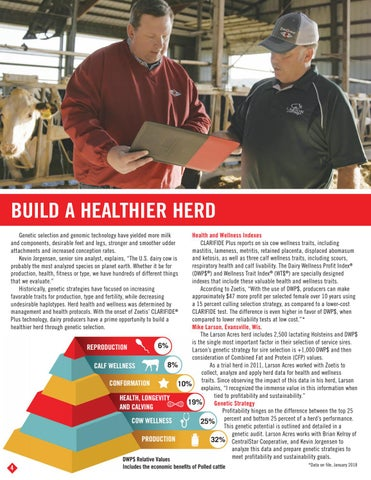 Page 4 of Build a Healthier Herd