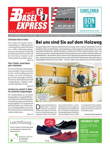 Basel Express 8 19 By Tradexpress Issuu