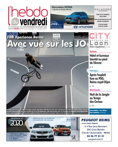 Lhebdo Du Vendredi Reims 594 By Kilkoa Issuu