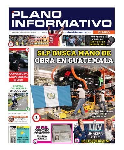 Plano Informativo Impreso Año 4 No 1369 By Plano