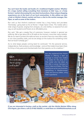 Page 15 of Love your local Market