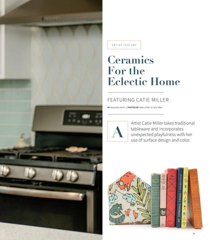 Page 71 of Ceramics for the Eclectic Home: Catie Miller