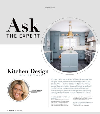 Page 76 of Ask The Expert: JW Kitchens